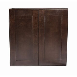 "Design House 562330 Brookings 30"" Double Door Wall Cabinet"