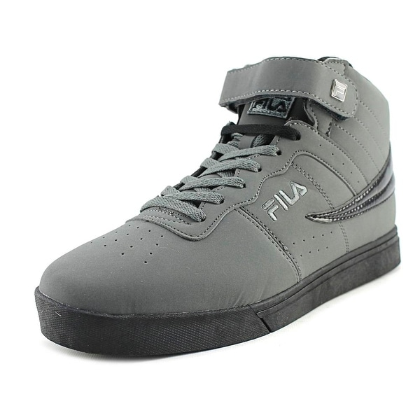 Fila Vulc 13 Mid Plus Men Round Toe Synthetic Sneakers