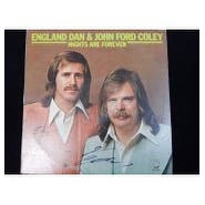 Signed Dan England  Coley John Ford Nights are Forever used Nights are Forever Album by England Dan