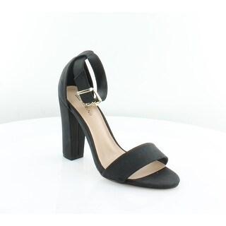Call It Spring Arther Women's Heels Black