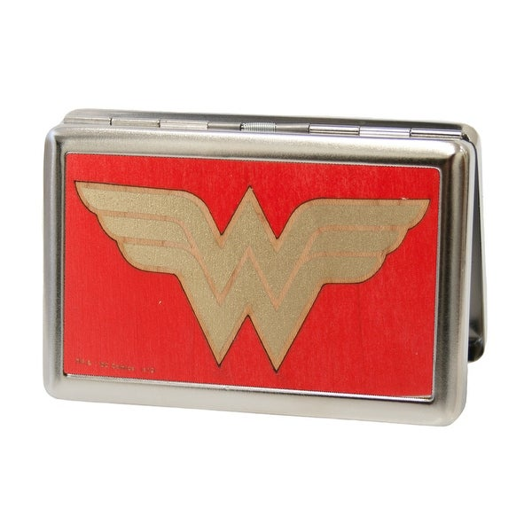 Wonder woman gw red gold business card holder free shipping on wonder woman gw red gold business card holder colourmoves