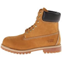Levi's Mens 516429-11B/Harrison Leather Soft toe Lace Up Safety Shoes - 13