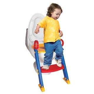 Chummie Joy 6 In 1 Portable Potty Training Ladder Step Up Seat For