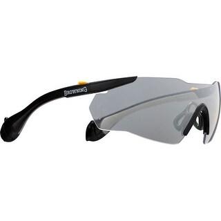 Browning 12743 bg sound shield shooting glasses tinted w/ear plugs