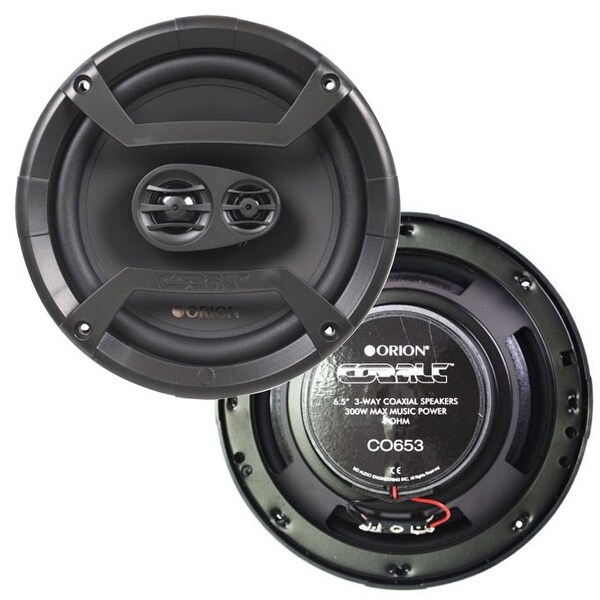 "Orion Cobalt 6.5"" 3-Way Speaker"
