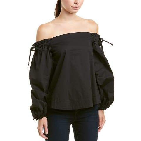 Kendall + Kylie Off-The-Shoulder Top
