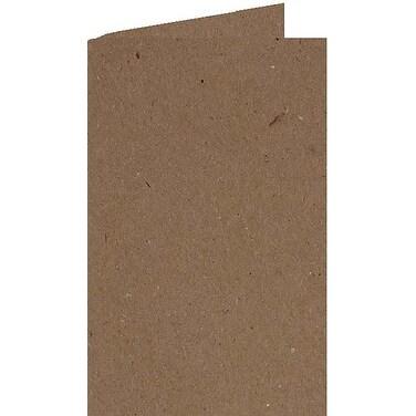 Kraft Brown - Papicolor A6 Folded Cards 6/Pkg