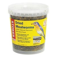 Stokes Select 7 Oz Mealworms