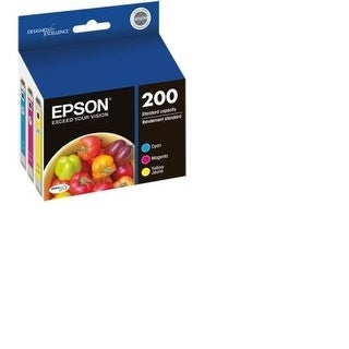 Epson America - T200520-S - 200 Multipack Ink 010343901162 Durabrite Ultra Color
