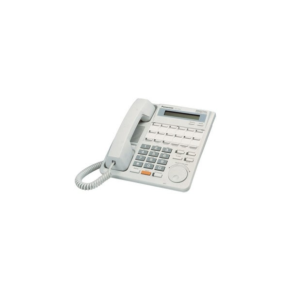 Refurbished Panasonic KXT7431W-R Digital 12-Line Speakerphone with LCD Readout