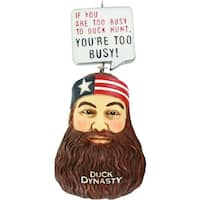 Duck Dynasty Willie Ornament