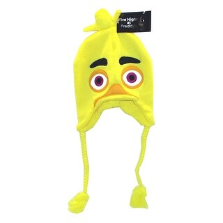 Five Nights At Freddy's Character Beanie: Chica - Yellow