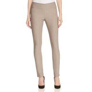 Nic + Zoe Womens WonderStretch Dress Pants Ponte Slim Fit