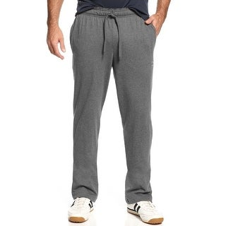 Champion NEW Heather Gray Mens Size XL Drawstring Pull-On Sweat Pants