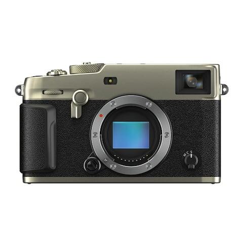 Fujifilm X-PRO3 Mirrorless Camera Body (Dura Silver)