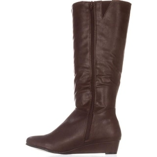 Buy at Cognac, Faux Leder Damens's Stiefel Online at Buy Overstock    Our ... 33f4b6