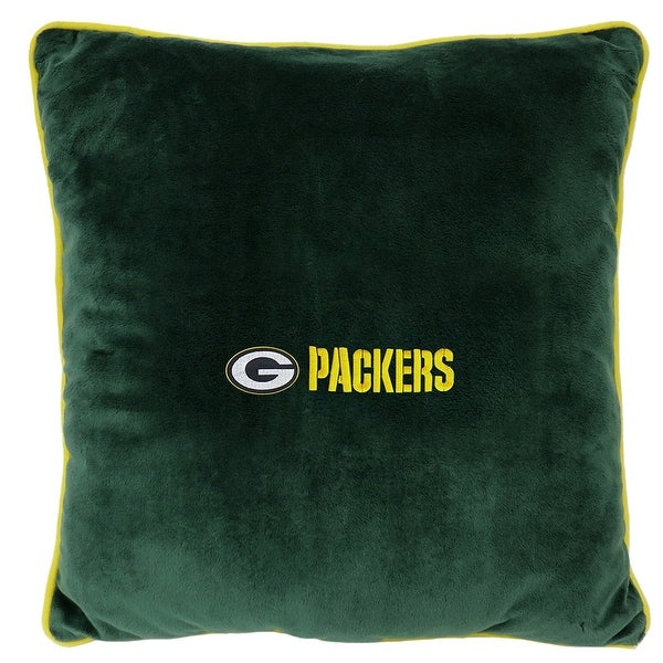 Shop Nfl Green Bay Packers Licensed Pillow Comfortable