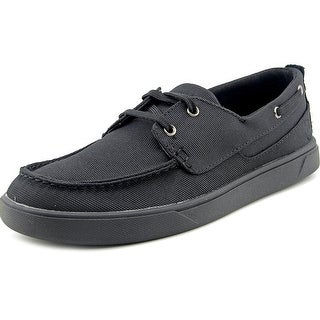 Timberland Groveton Boat Oxford Men Moc Toe Canvas Boat Shoe