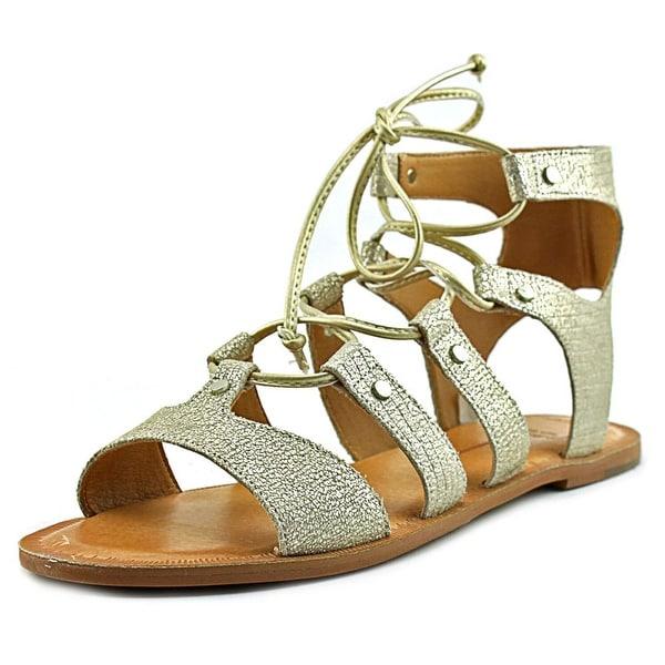 Dolce Vita Jasmyn Women Open Toe Leather Gladiator Sandal