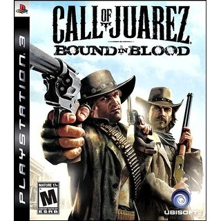 Call of Juarez Bound in Blood - Playstation 3 (Refurbished)