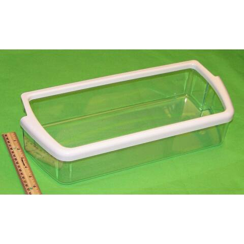 NEW OEM KitchenAid Refrigerator Door Bin Basket Shelf Originally Shipped With KSRV22FVMS02, KSRV22FVMS03, KSRV22FVMS04