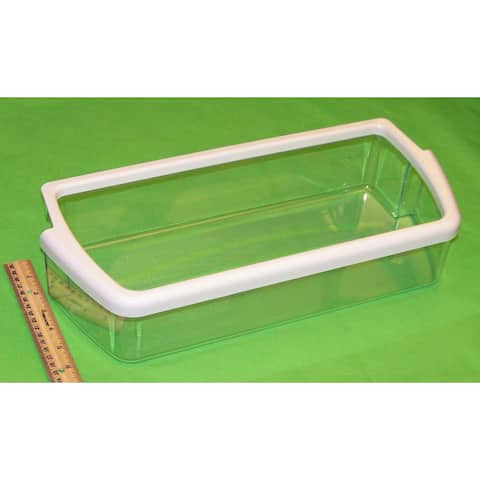 NEW OEM Whirlpool Refrigerator Door Bin Basket Shelf Originally Shipped With ED5PVEXWS01, ED5PVEXWS02, ED5PVEXWS06