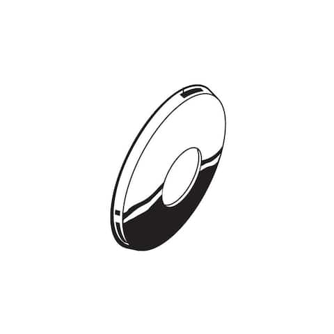American Standard A907621-2950A Single Hole Escutcheon for Ceratherm Bath and Shower Valve Trim Kits - Satin Nickel