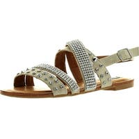 Not Rated Womens Abbot Kinney Dress Sandals
