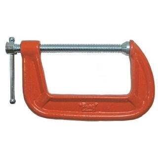 """Pony 2640 C-Clamp Iron Frame, 4"""" Opening"""