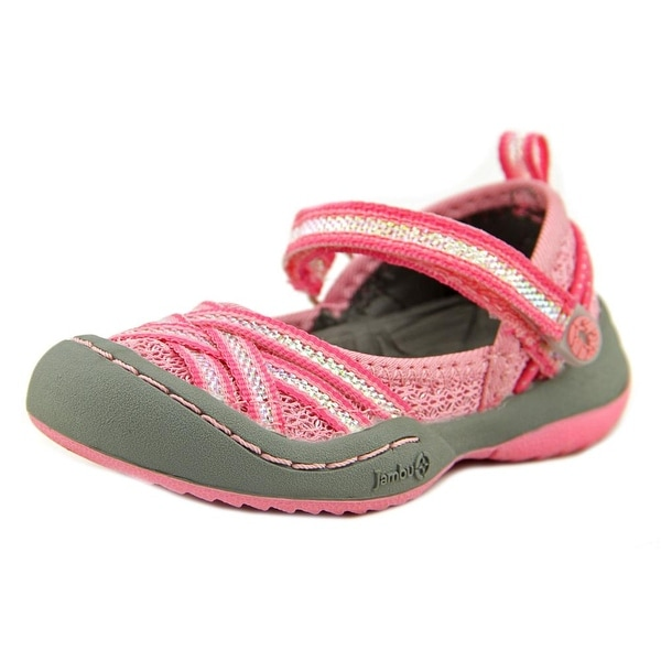 Jambu KD FIA3 Round Toe Synthetic Mary Janes