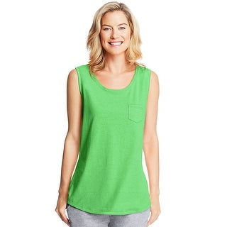 Hanes X-Temp Women's Pocket Tank