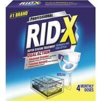 Reckitt & Benckiser Rid-X Septic Treatment 1920089448 Unit: EACH