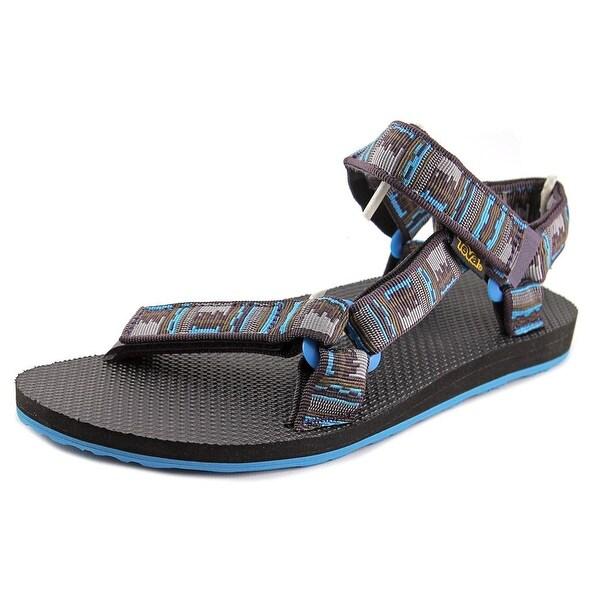 Teva Orginal Universal Inca Men Open-Toe Canvas Multi Color Sport Sandal