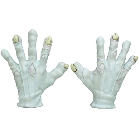 Adult Evil Clown Hands Costume Accessory