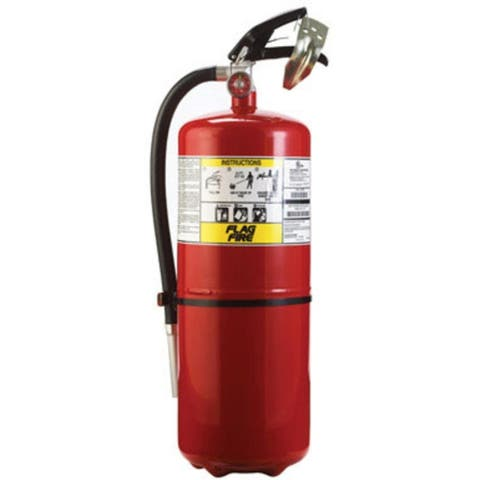 First Alert FE20A120B Commercial Fire Extinguisher, 20 Lb