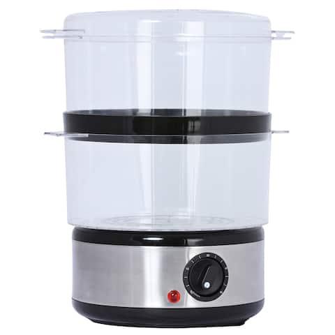 2 Tier Food Steamer