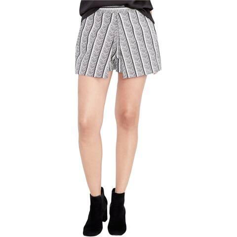 Rachel Roy Womens Printed Casual Skort Shorts