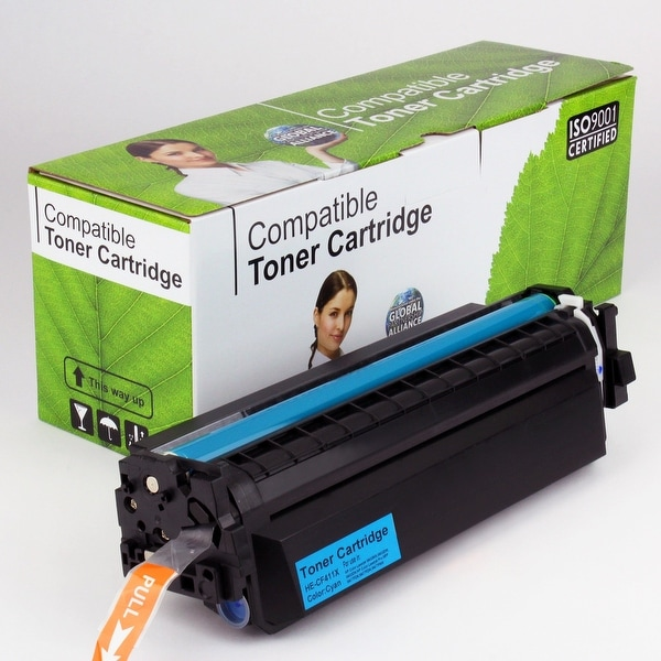 Value Brand replacement for HP 410X Cyan Toner CF411X (5,000 Yield)