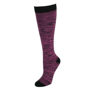 Think Medical Women's Knee High Marled Compression Socks (3 options available)