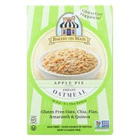 Bakery On Main Oatmeal Apple Pie - Case of 6 - 10.5 oz.