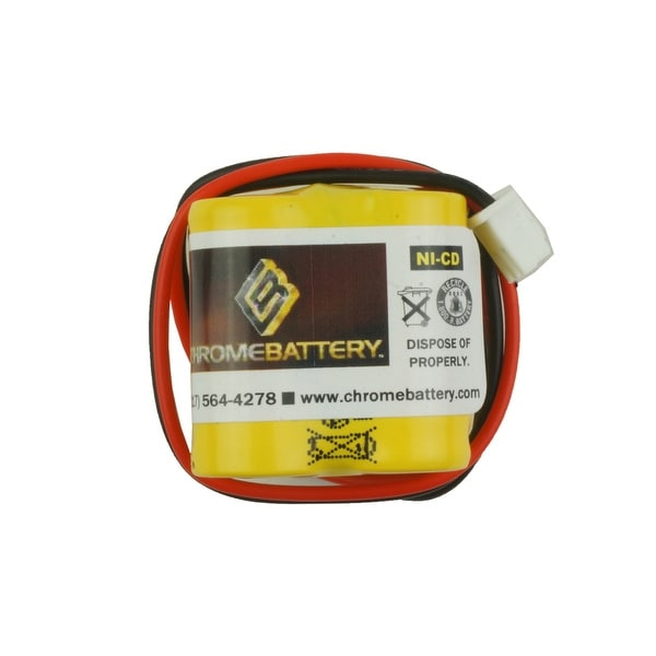 Emergency Lighting Replacement Battery for Interstate - NIC1394