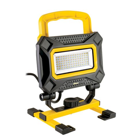 Wagner 3500 Lumen LED Dimmable Color Adjust Worklight USB Charge Port -240028