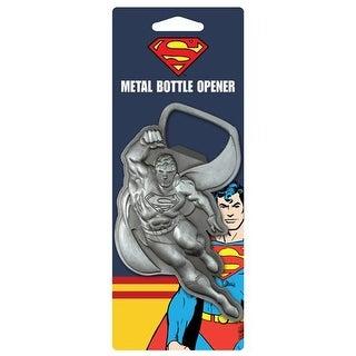 DC Comics Superman In Flight Metal Opener - Multi