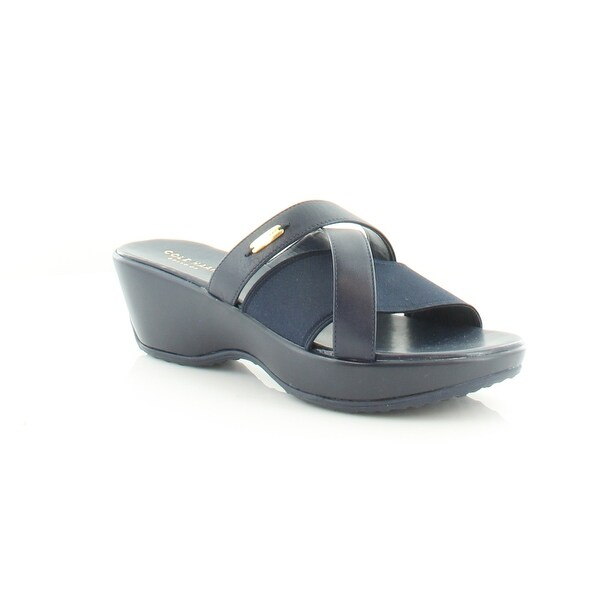 Cole Haan Margate Women's Sandals Blazer Blue - 6