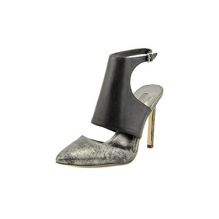 BCBGeneration Chase Women Open Toe Leather Multi Color Sandals