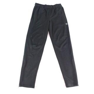 Champion NEW Deep Black Men's Size Medium M Pull-On Pants Stretch