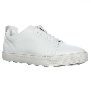 Dolce Vita Westin Lace-Up Fashion Sneakers - White