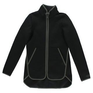 The North Face Womens Neo Thermal Full Zip Jacket Black