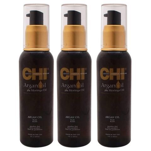 CHI Argan Oil 3 oz (Pack of 3)