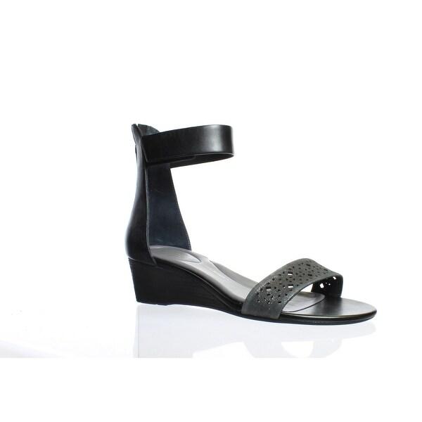 Choose SZ//Color Rockport Women/'s Total Motion Wedge Ankle Strap Sandal